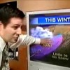 Roanoke TV 'caster explains all the snow